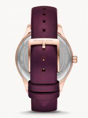 שעון יד MICHAEL KORS לנשים רצועת עור קולקציית LAYTON דגם MK2926