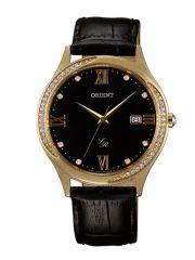 שעון ORIENT בצבע זהב לאישה דגם FUNF8003B0