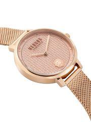 שעון יד VERSUS VERSACE בצבע זהב אדום VSP1S1620
