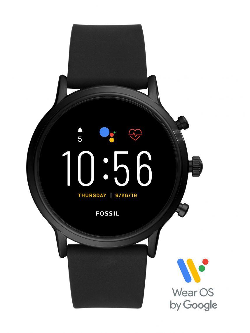 שעון חכם FOSSIL דור 5 דגם FTW4025