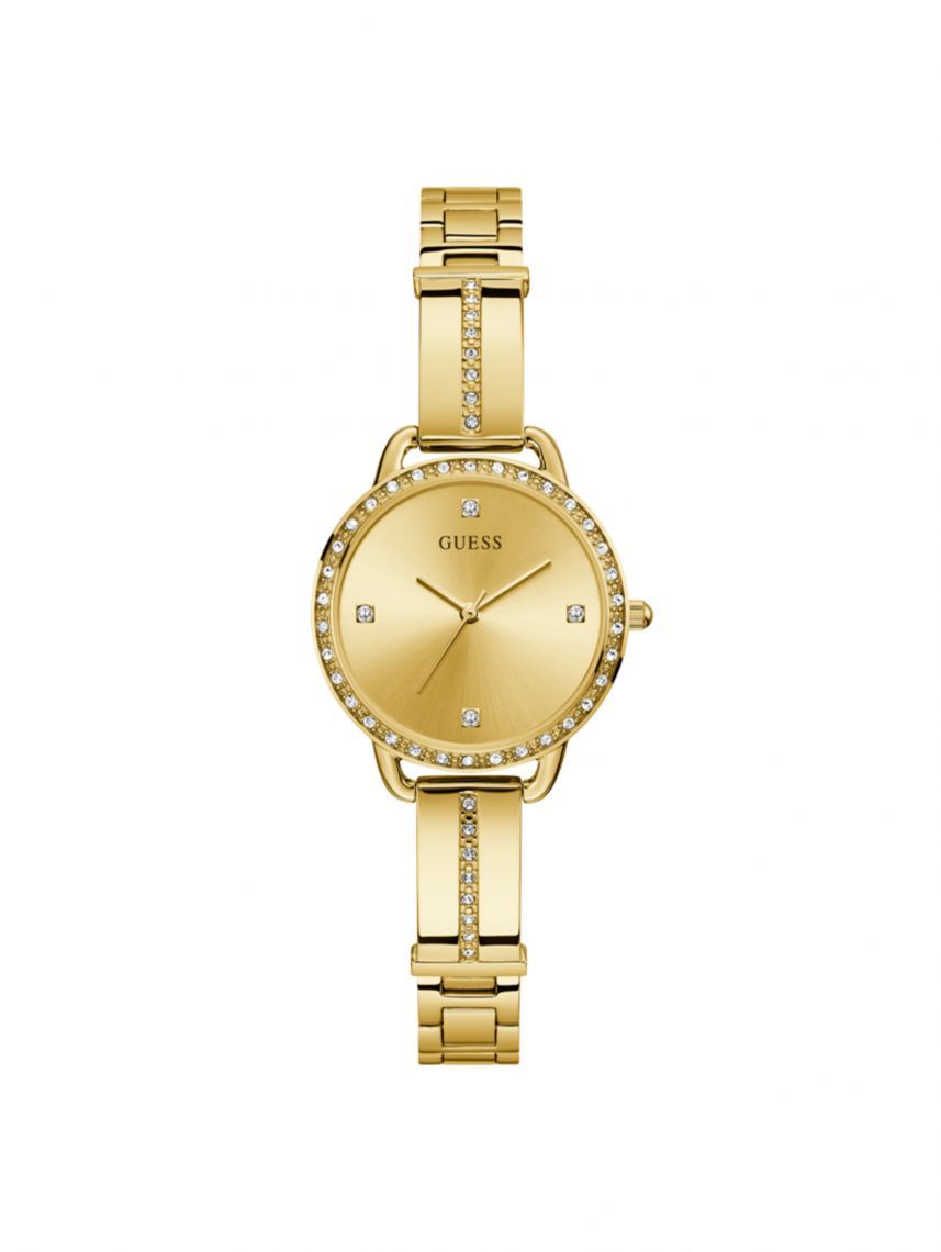 שעון GUESS סדרה BELLINI דגם GW022L2