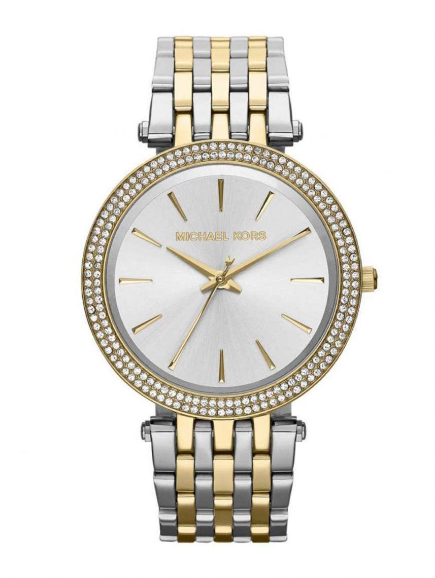 שעון יד Michael Kors לאישה רצועת מתכת דגם MK3215
