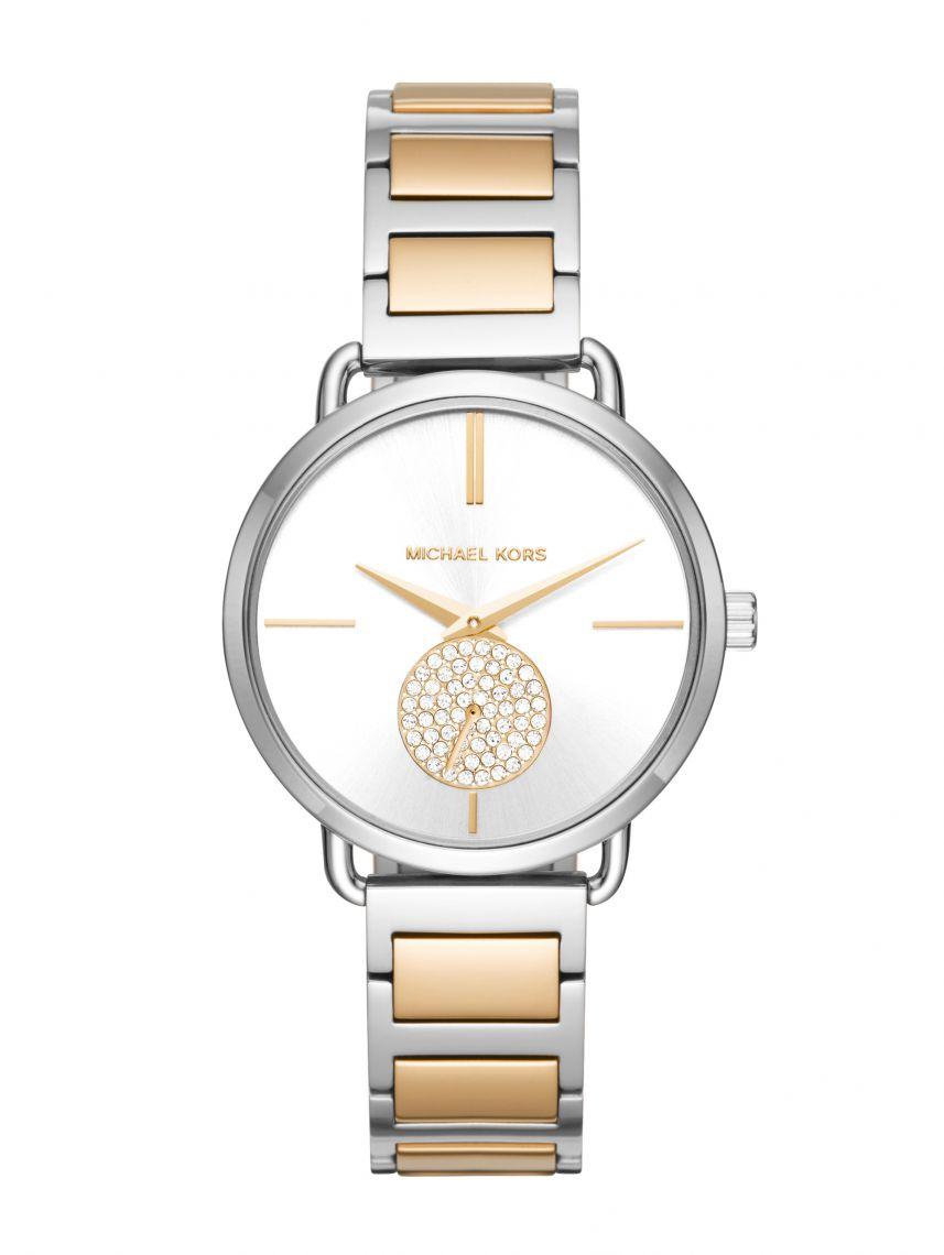 שעון יד MICHAEL KORS לאישה עם רצועת מתכת דגם MK3679