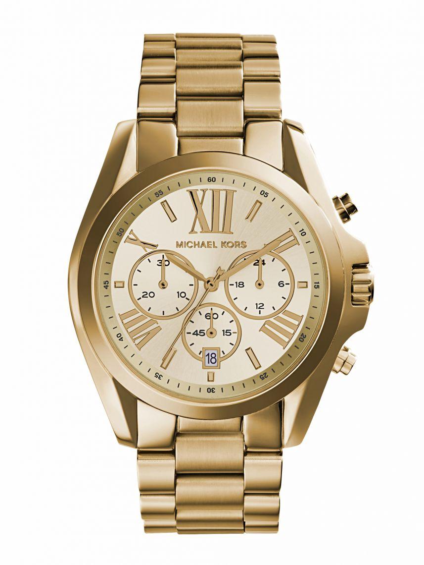 שעון MICHAEL KORS קולקציית BRADSHAW