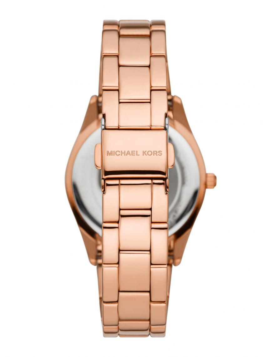 שעון יד MICHAEL KORS לאישה  זהב אדום דגם MK7074