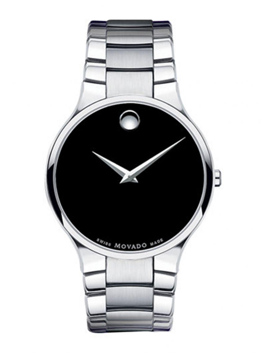 שעון יד MOVADO לגבר קולקציית SERIO דגם 0606382