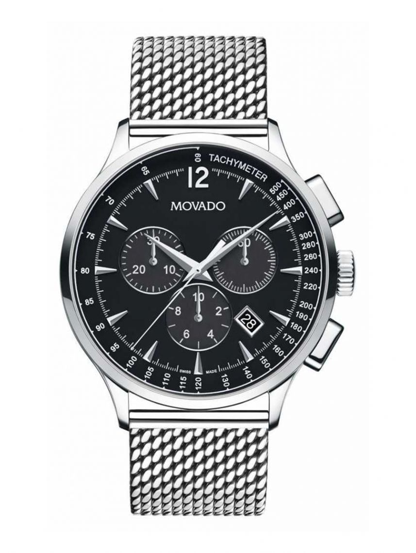 שעון MOVADO קולקציית CIRCA