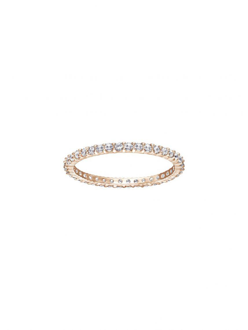 טבעת SWAROVSKI לאישה קולקציית VITTORE מידה 55
