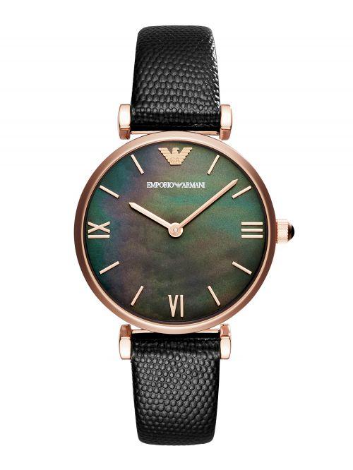 שעון יד EMPORIO ARMANI לאישה קולקציית GITANNI T-BAR דגם AR11060