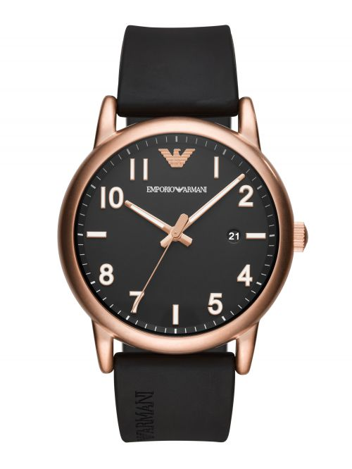 שעון יד EMPORIO ARMANI לגבר קולקציית LUIGI דגם AR11097