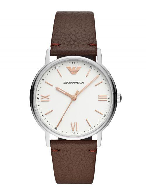 שעון יד EMPORIO ARMANI לגבר קולקציית KAPPA דגם AR11173