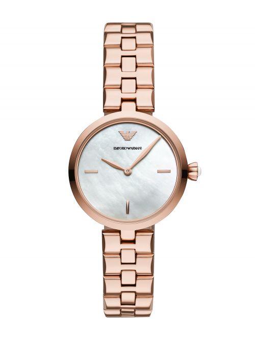 שעון יד EMPORIO ARMANI לאישה קולקציית ARIANNA דגם AR11196