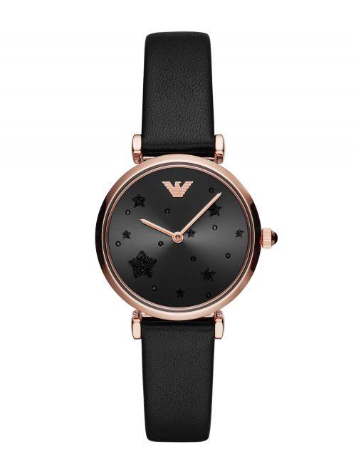 שעון יד EMPORIO ARMANI לאישה קולקציית GIANNI T-BAR דגם AR11225