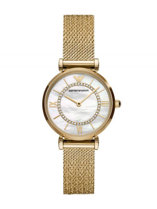 שעון יד EMPORIO ARMANI לאישה קולקציית GIANNI T-BAR דגם AR11321