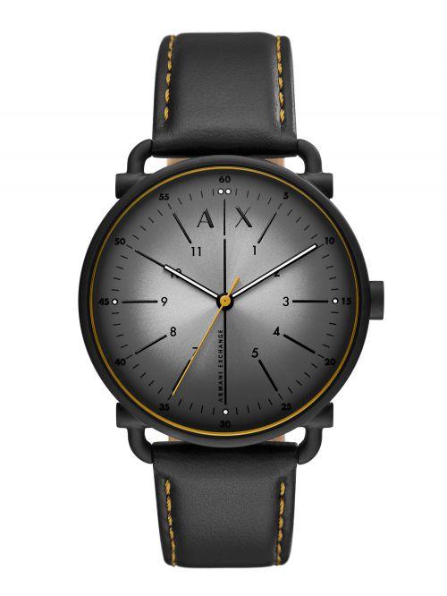 שעון יד לגבר ARMANI EXCHANGE  רצועת עור דגם AX2904
