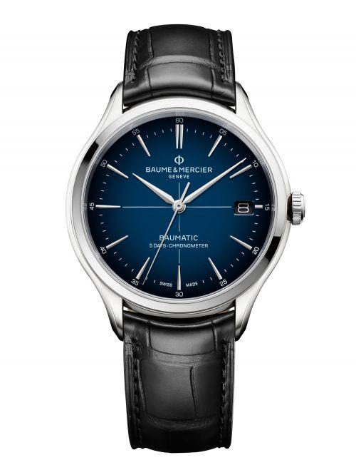 שעון BAUME MERCIER סדרה CLIFTON דגם 10467