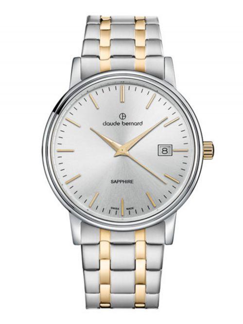 שעון  לגבר CLAUDE BERNARD קולקציית  Classic  דגם 5300957JMAID