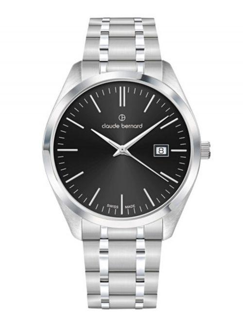 שעון  לגבר CLAUDE BERNARD קולקציית  Classic  דגם 702013MNIN