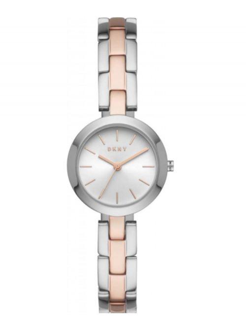 שעון יד DKNY לאישה קולקציית CITY LINK דגם NY2863