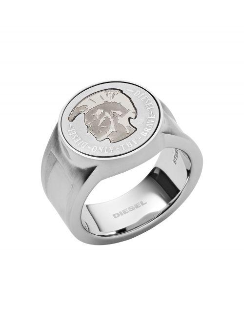 טבעת DIESEL לגבר מידה 60