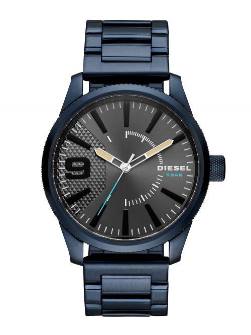 שעון יד DIESEL לגבר עם רצועת מתכת דגם DZ1872