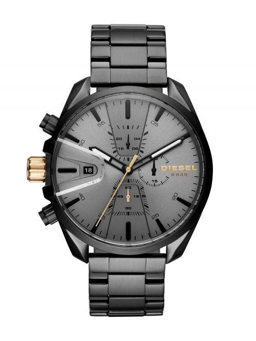 שעון יד DIESEL לגבר עם רצועת מתכת דגם DZ4474