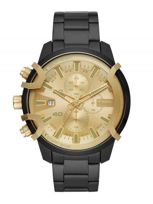 שעון יד DIESEL לגבר קולקציית GRIFFED דגם DZ4525