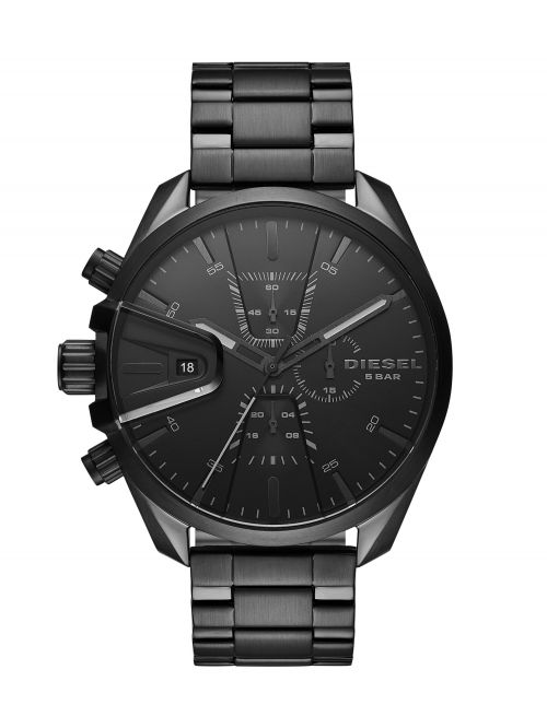 שעון יד DIESEL לגבר עם רצועת מתכת דגם DZ4537