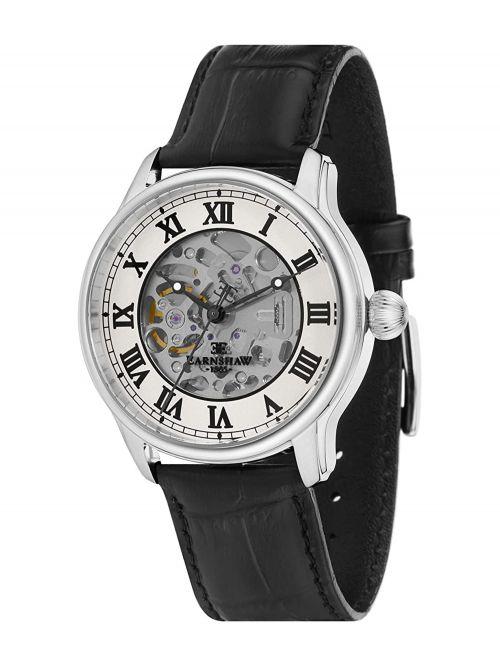 שעון יד EARNSHAW לגבר עם רצועת עור דגם 8807-01