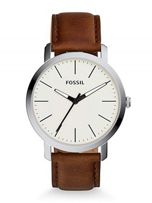 שעון יד LACOSTE לגבר עם רצועת עור דגם BQ2309