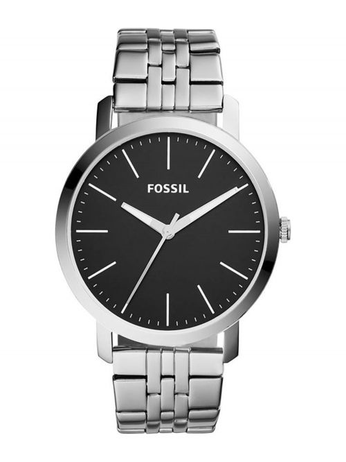 שעון יד FOSSIL לגבר עם רצועת מתכת דגם BQ2312