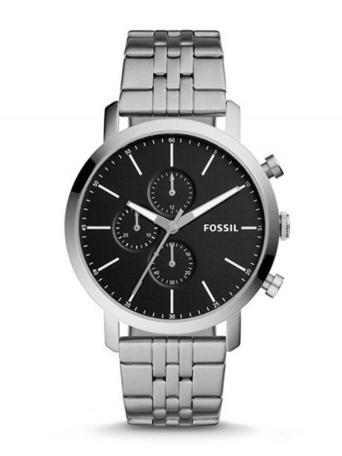 שעון יד FOSSIL לגבר עם רצועת מתכת דגם BQ2328IE