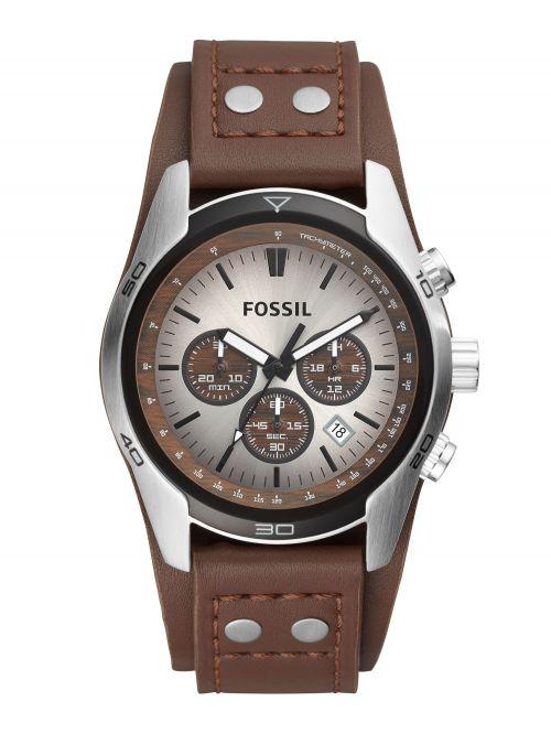 שעון FOSSIL קולקציית COACHMAN דגם CH2565