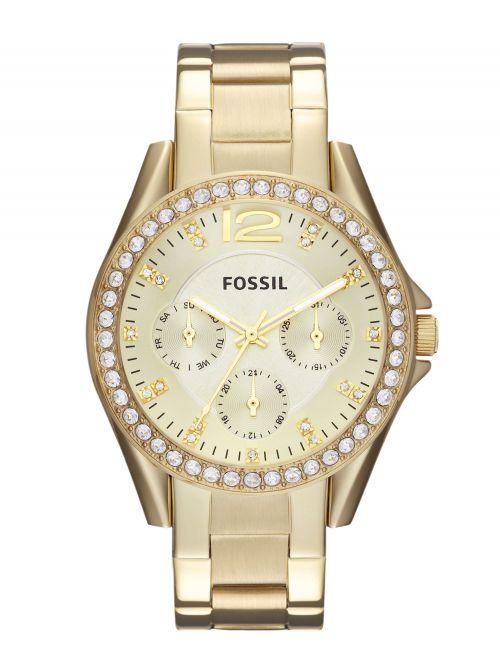 שעון יד FOSSIL לאישה קולקציית RILEY דגם ES3203