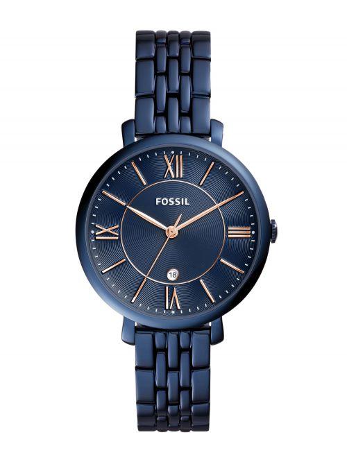 שעון יד FOSSIL לאישה קולקציית JACQUELINE דגם ES4094