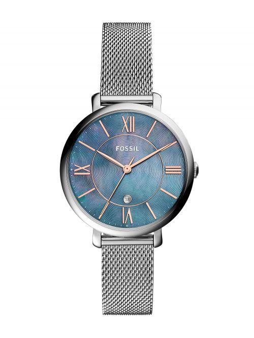 שעון יד FOSSIL לאישה קולקציית JACQUELINE דגם ES4322