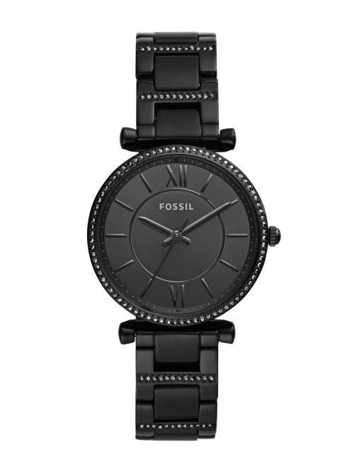 שעון יד FOSSIL לאישה עם רצועת מתכת קולקציית CARLIE דגם ES4488