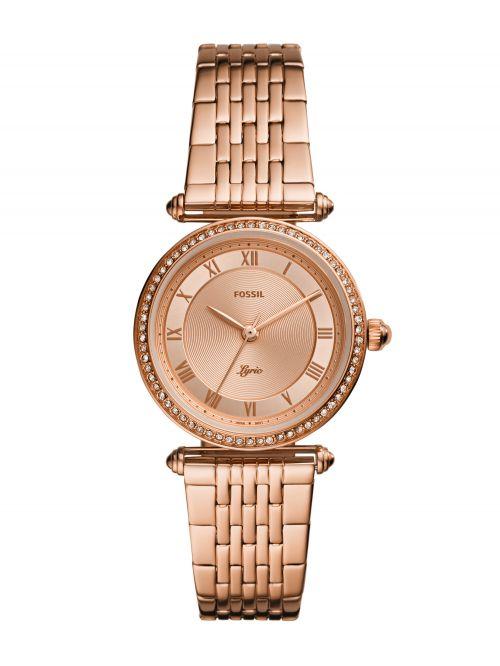 שעון FOSSIL לאישה קולקציית LYRIC דגם ES4711
