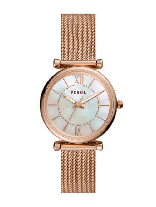 שעון יד FOSSIL לאישה קולקציית CARLIE דגם ES4918