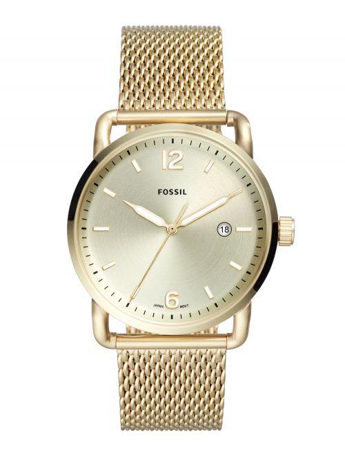 שעון יד FOSSIL לגבר קולקציית The Commuter דגם FS5420