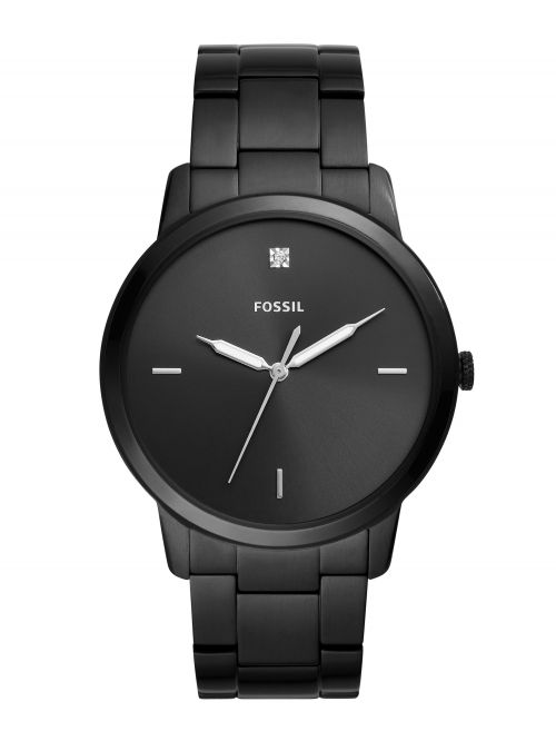 שעון יד FOSSIL לגבר קולקציית THE MINIMALIST דגם FS5455
