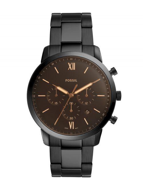 שעון יד FOSSIL לגבר קולקציית NEUTRA דגם FS5525