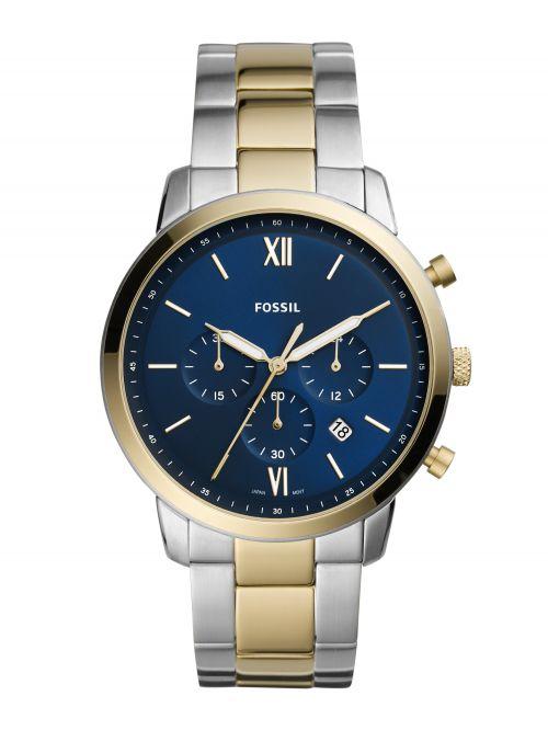 שעון יד FOSSIL כרונוגרף לגבר קולקציית NEUTRA דגם FS5706