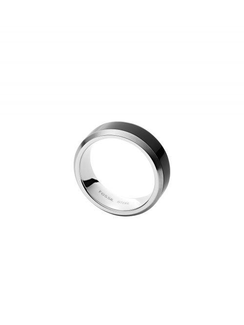 טבעת FOSSIL לגבר מידה 66