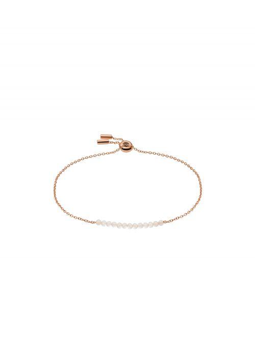 צמיד זהב אדום FOSSIL לאישה דגם JF03652791