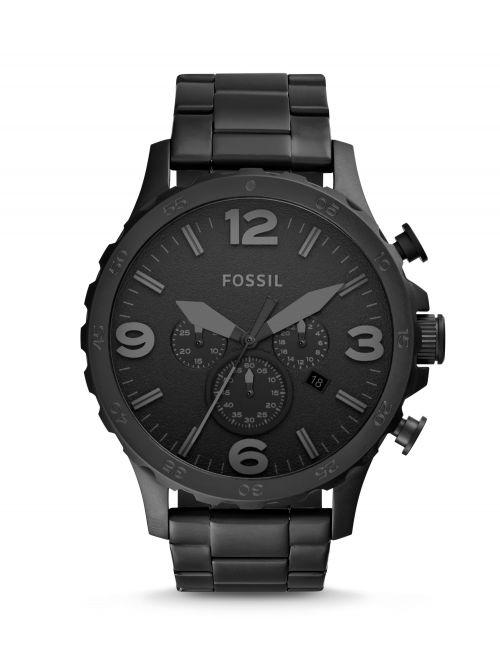 שעון יד לגבר FOSSIL עם רצועת מתכת דגם JR1401