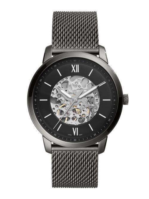 שעון יד FOSSIL אוטומטי לגבר קולקציית NEUTRA דגם ME3185