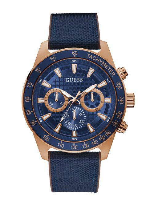 שעון יד GUESS לאישה קולקציית MAGNITUDE דגם GW0206G2