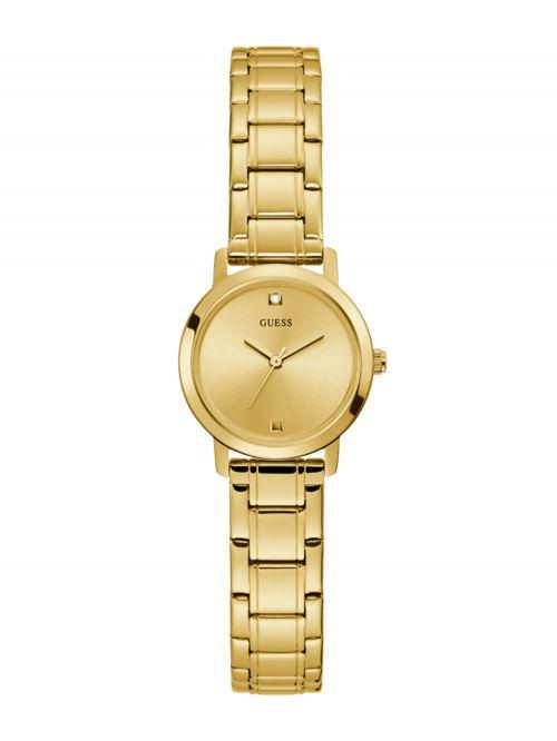 שעון יד GUESS לאישה קולקציית MINI NOVA בצבע זהב דגם GW0244L2