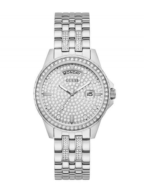 שעון יד GUESS לאישה קולקציית LADY COMET דגם GW0254L1
